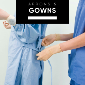APRONS & GOWNS